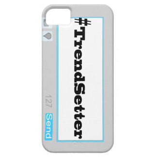 Twitter Hashtag # TrendSetter iPhone 5 Case