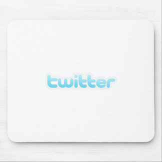 Twitter-ish! Mouse Mats