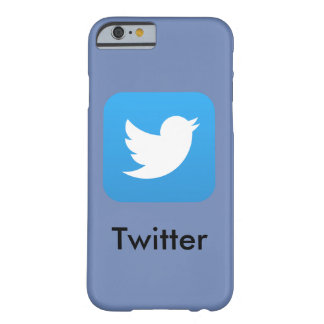 Twitter Phone Case