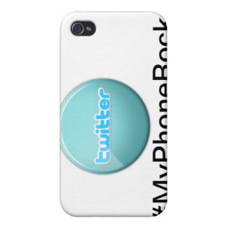 Twitter shares slogans iPhone case cell phone iPhone 4/4S Cases