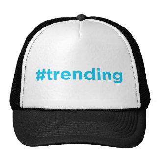 Twitter #Trending Hashtag Trending Cap