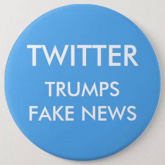 Twitter Trumps Fake News Button