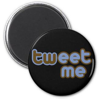 Twitter Tweet Me Offensive Humor Refrigerator Magnet