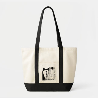 Two Are Better Than One Christian Bride's Tote