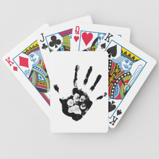 Two are One Bicycle Playing Cards