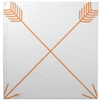 Two Arrows Napkin