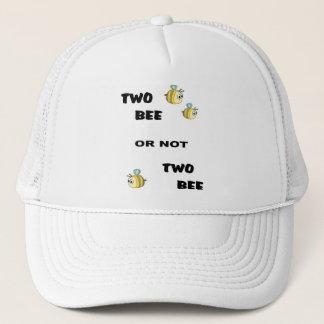 Two Bee Cap