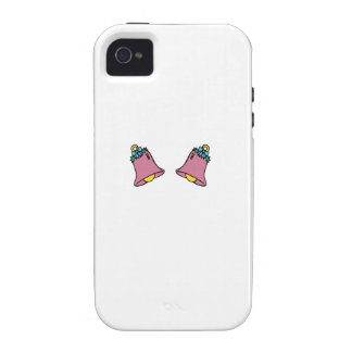 Two Bells Case-Mate iPhone 4 Cases