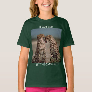 Two Big Cats T-Shirt