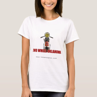 TWO Bike Ladies Tee