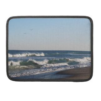 Two Birds over Kure Beach Sleeve For MacBooks