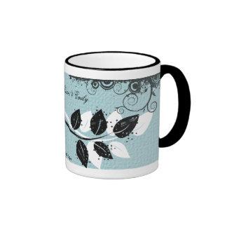 Two Birds Wedding Mug