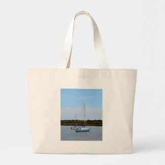Two Boats Canvas Bag