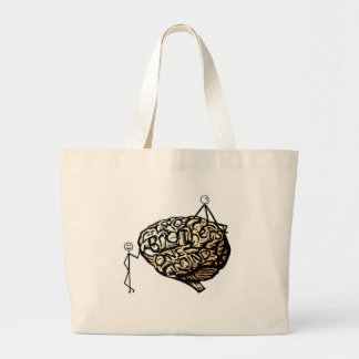 Two Brothers One Mind Beach Bag