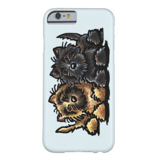 Two Cairn Terriers Barely There iPhone 6 Case