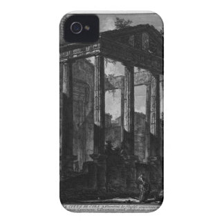 Two capitals and a column base... iPhone 4 cover