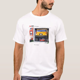 Two Car Garage T-Shirt