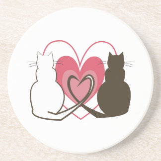 Two Cats Coasters