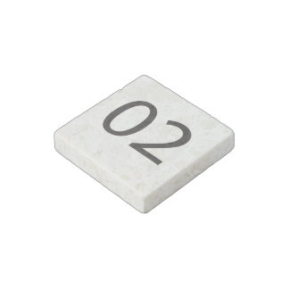 two cents.ai stone magnet