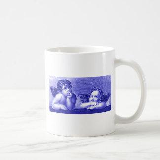 Two Cherubs Coffee Mug