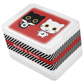 Two Cool Cats Personalized Cooler