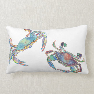 Two Crabs Lumbar Cushion