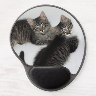 Two Cute Kittens Gel Mousepad