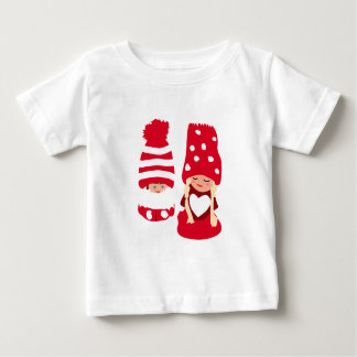 Two Cuties Baby T-Shirt