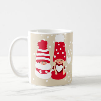 Two Cuties Coffee Mug