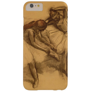 Two Dancers Barely There iPhone 6 Plus Case