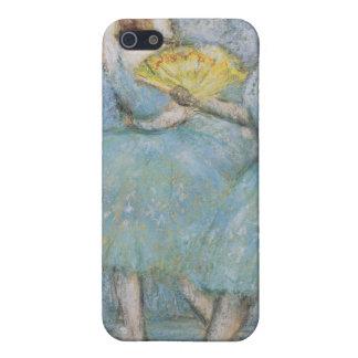 Two dancers - Edgar Degas iPhone 5 Covers
