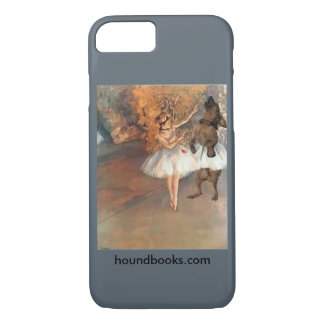 Two Dancers on a Stage iPhone 7 Case
