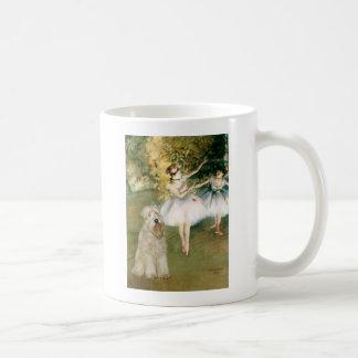 Two Dancers - Wheaten Terrier 7 Coffee Mug