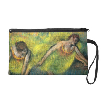 Two Dancers Wristlet Purses