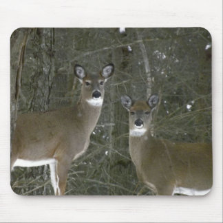 Two Deer, Mousepad