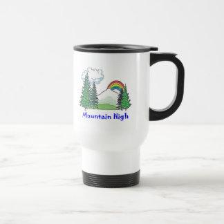 Two Designs Travel Mug Mt High
