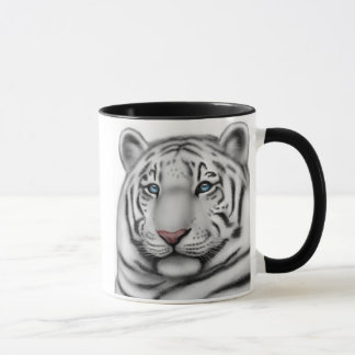 Two Different Tigers Mug