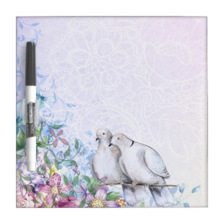 Two Doves Dry-Erase Whiteboards