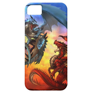 two Dragon iPhone 5 Covers
