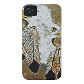 Two Eagles iPhone 4 Case
