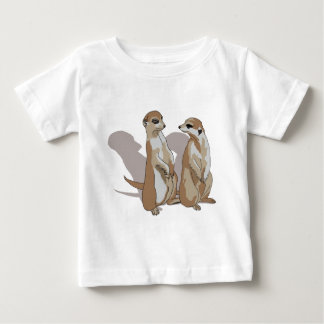 two earth males with shade baby T-Shirt