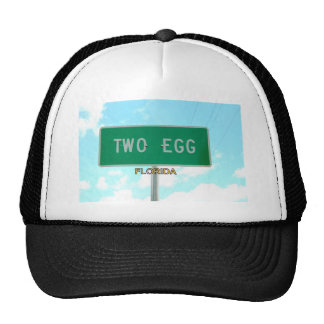 TWO EGG, FLORIDA HAT