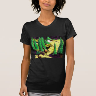 Two Elk In The Sunlight T-Shirt