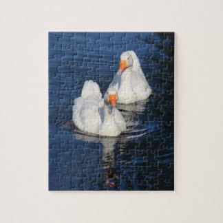 Two Emden Geese II Jigsaw Puzzle
