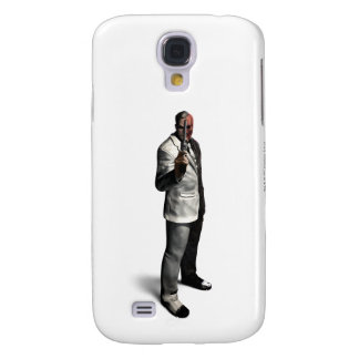 Two-Face Color Galaxy S4 Covers