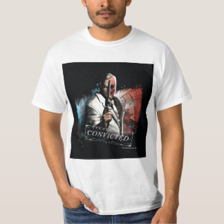 Two-Face - Convicted T-Shirt