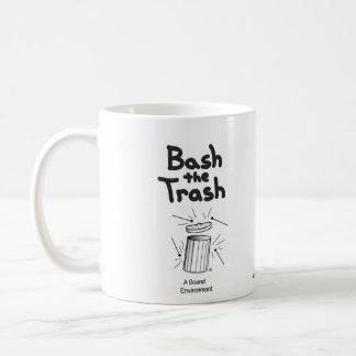 Two-faced BTT logo mug