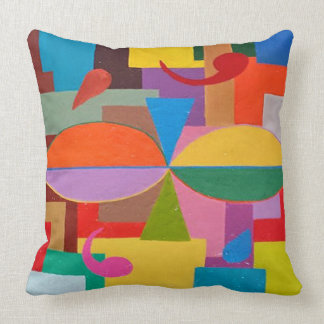 Two Faced PJ Miller Cushion