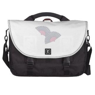 Two Fans Commuter Bag
