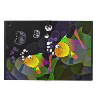 Two Fish in a Bowl Cover For iPad Air